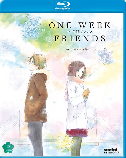 One week friends:Complete collection (Blu-ray) - image 1 of 1