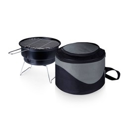 Picnic Time Caliente - Charcoal Grill with Tote/Cooler Model 771-00-175
