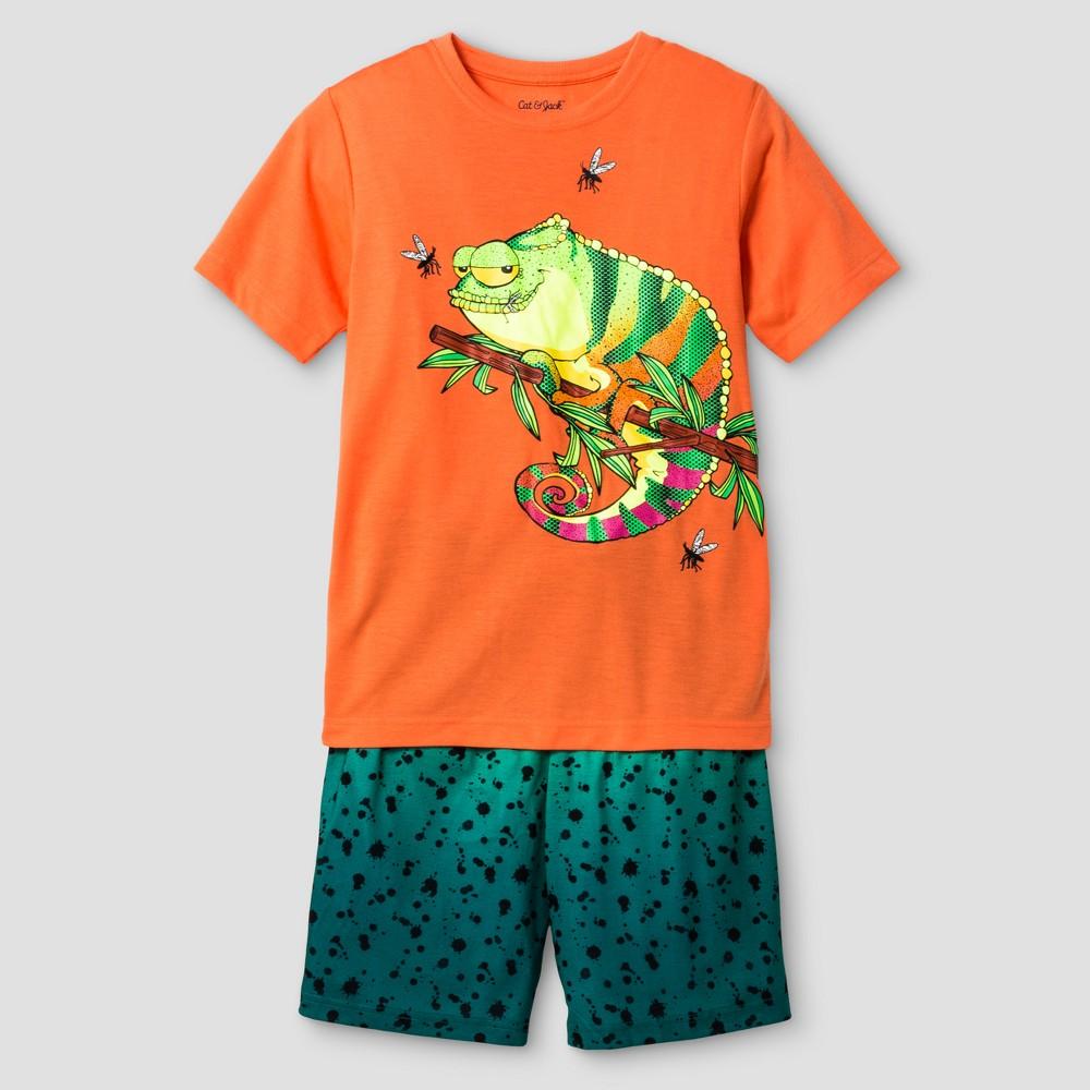 Boys' Pajama Set - Cat & Jack Orange M