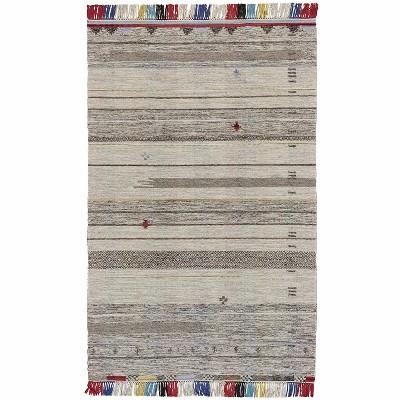 Mirella Tribal Style Wool Rug