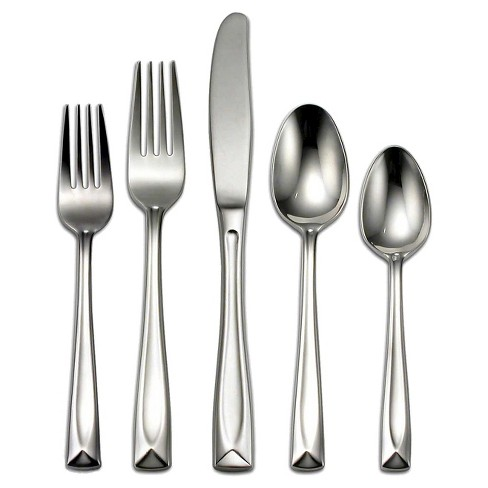 Oneida Lincoln 45 Piece Silverware Set - image 1 of 1