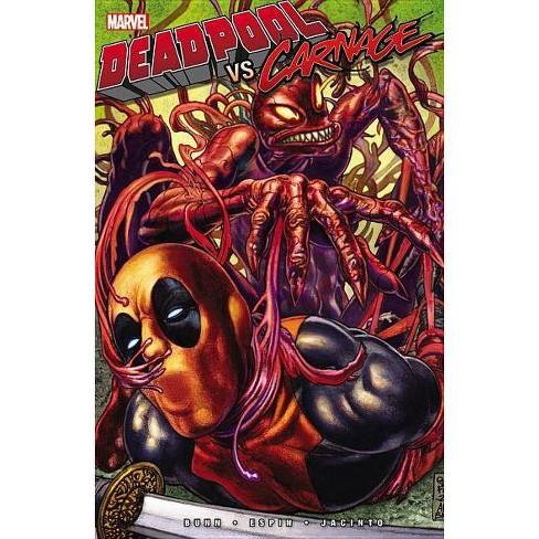 Deadpool vs. Carnage - (Paperback) - image 1 of 1