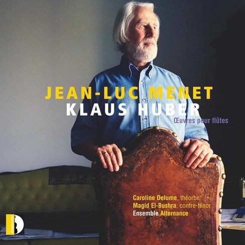 Ensemble Alternance - Huber:Chamber Works & Poems (CD) - image 1 of 1