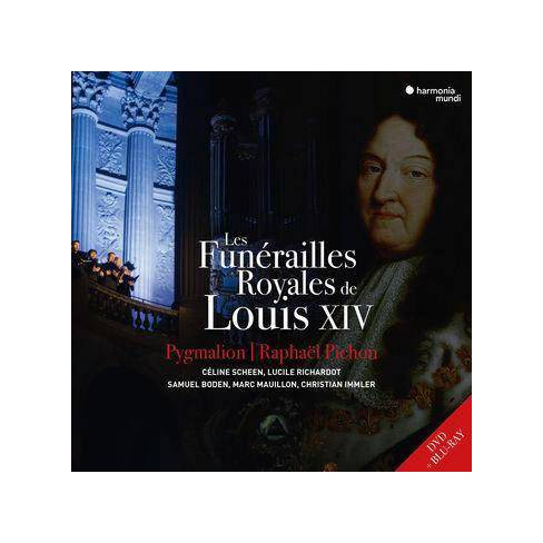 THE FUNERAL OF LOUIS XIV (DVD) - image 1 of 1