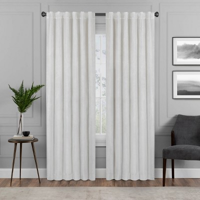 Harper Velvet Absolute Zero Blackout Window Panel - Eclipse