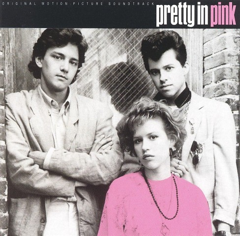 Various - Pretty in pink (Ost) (CD) - image 1 of 1