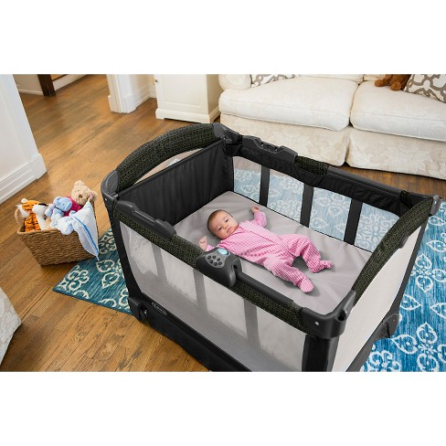 4fa191fe3a19a Graco® Pack  n Play Playard Snuggle Suite LX Bassinet Changer   Target
