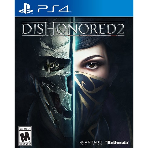 Dishonored 2 PRE-OWNED - PlayStation 4 - image 1 of 1