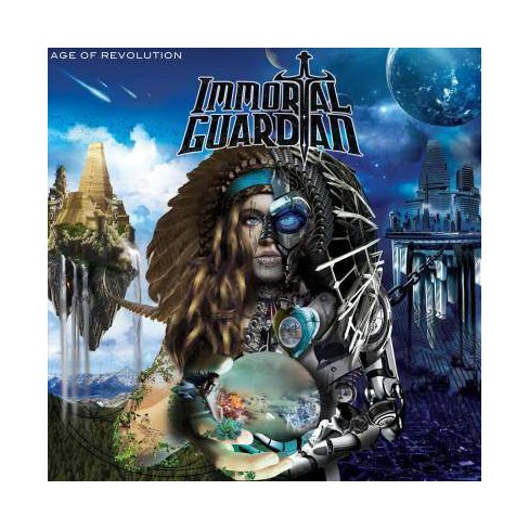 Immortal Guardian - Age Of Revolution (Vinyl) - image 1 of 1
