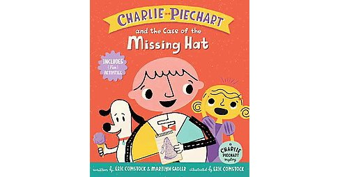 Charlie Piechart and the Case of the Missing Hat (School And Library) (Marilyn Sadler) - image 1 of 1