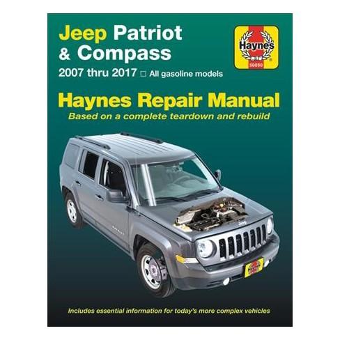 2007 jeep compass chilton manual