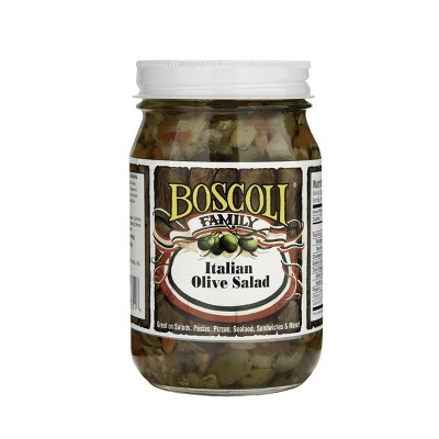 Boscoli Italian Olive Salad - 15.5oz