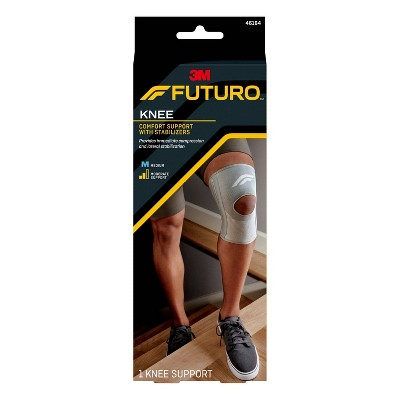 FUTURO Comfort Knee Support with Stabilizers