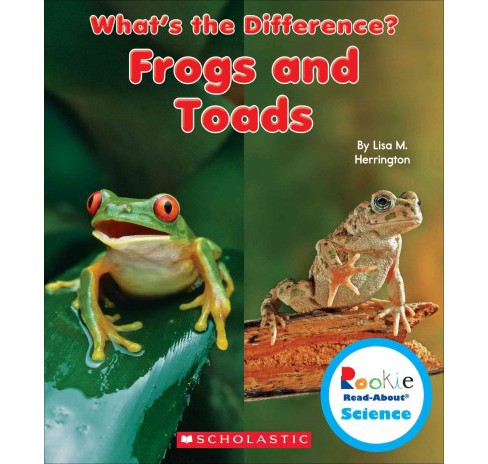 Frogs and Toads (Library) (Lisa M. Herrington) - image 1 of 1