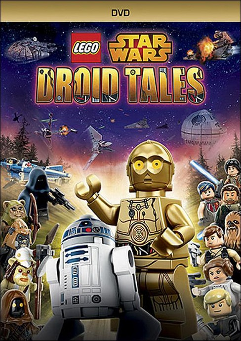 Lego Star Wars - Droid Tales (DVD) - image 1 of 1