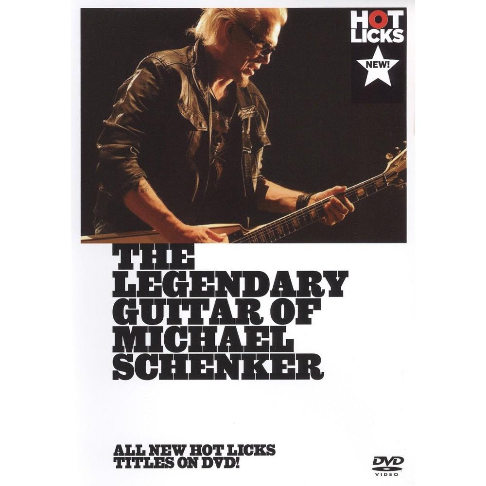 Legendary Guitar Of Michael Schenker (Dvd)