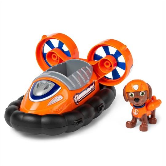PAW Patrol Toy Vehicles Hovercraft - Zuma image number null