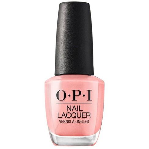O.P.I Nail Lacquer - Tuti Frutti Tonga - 0.5 fl oz - image 1 of 4