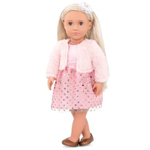 Our Generation Regular Doll - Blonde - image 1 of 3