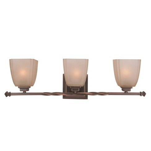 Lite Source Nita Vanity Wall Light - Brown - image 1 of 1