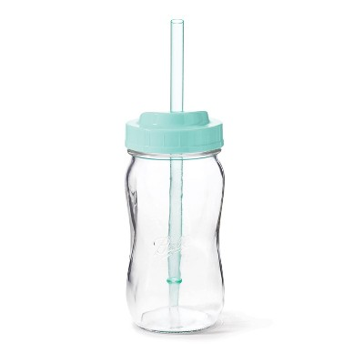 Ball 2pk Spiral Jars with Sip N Straw