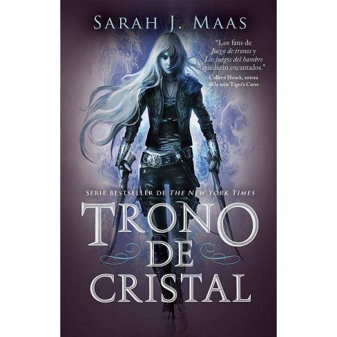 Trono de Cristal / Throne of Glass - by  Sarah J Maas (Paperback) - image 1 of 1