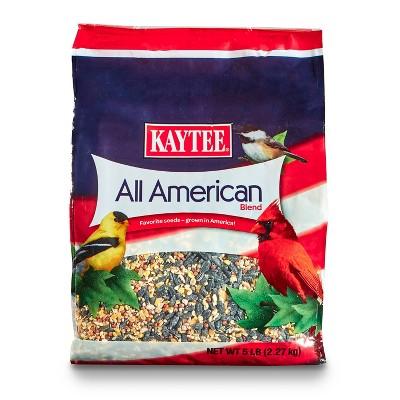 Kaytee 5lb All American Wild Bird Food