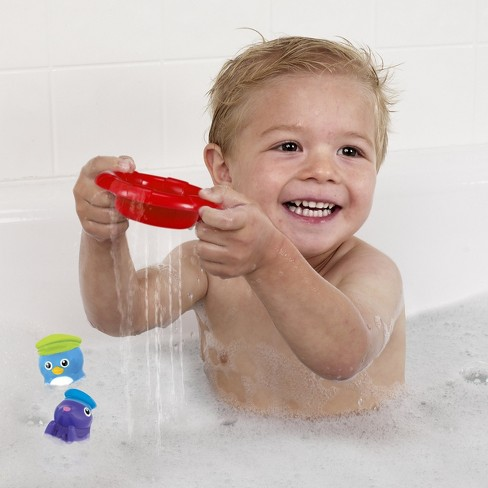 Munchkin Tug Along Boat Bath Toy : Target