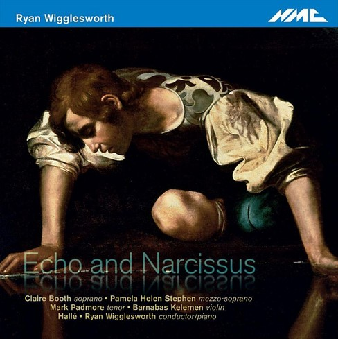 Claire booth - Wigglesworth:Echo & narcissus (CD) - image 1 of 1