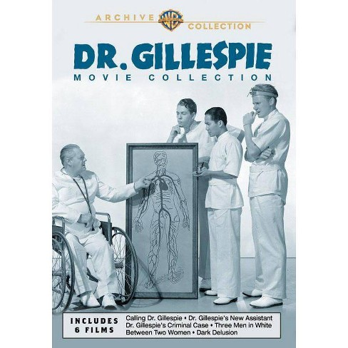Dr. Gillespie Film Collection (DVD) - image 1 of 1