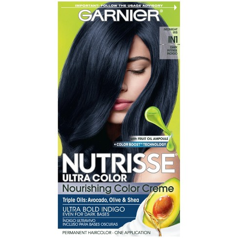 Garnier Nutrisse Ultra Nourishing Color Creme In1 Dark Intense