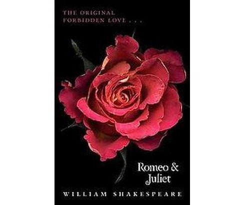 Romeo & Juliet (Reprint) (Paperback) (William Shakespeare & Jacqueline Ritten) - image 1 of 1