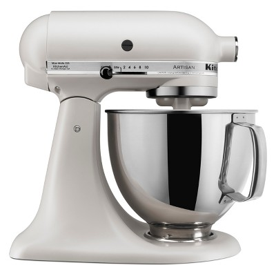 KitchenAid Refurbished 5qt Artisan Stand Mixer Matte Milkshake - RRK150MH