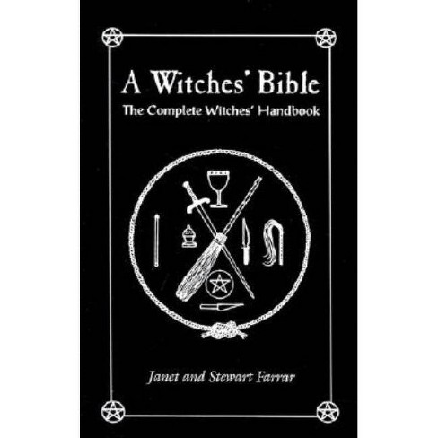 The Witches' Bible - by  Stewart Farrar (Paperback) - image 1 of 1