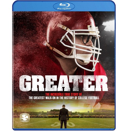 Greater (Blu-ray) - image 1 of 1