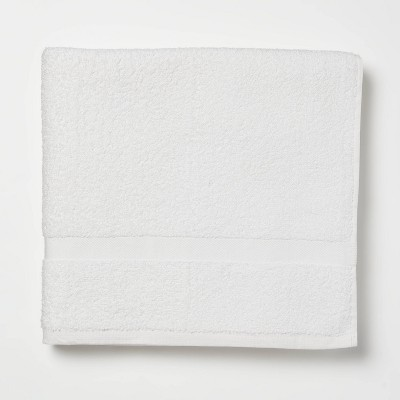 Bath Towel White - Room Essentials™