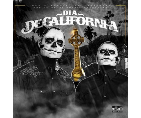 Decalifornia - Dia Decalifornia (CD) - image 1 of 1