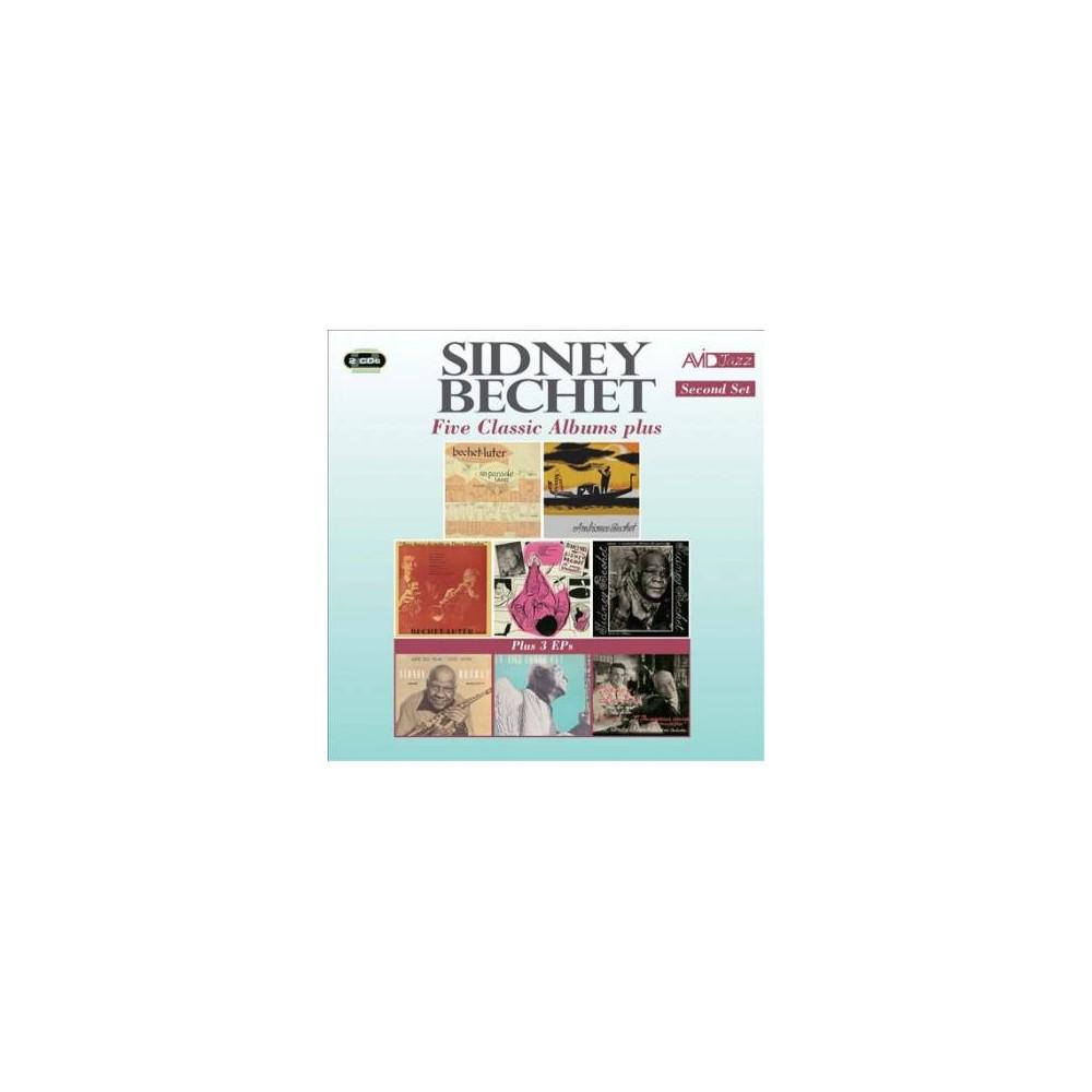 Sidney Bechet - On Parade/Ambiance/Deux Heures Du Mat (CD)