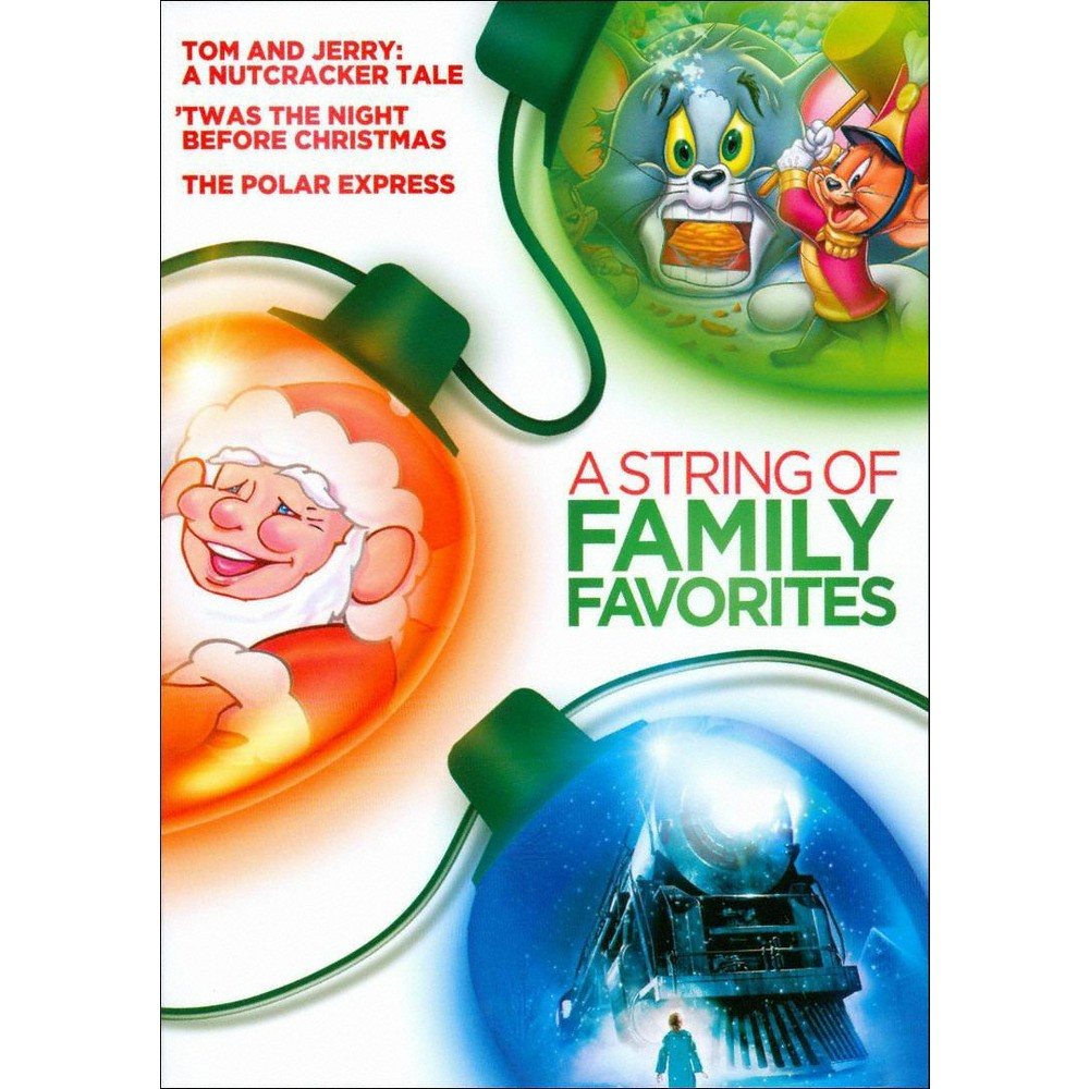 A String of Family Favorites (3 Discs) (dvd_video)