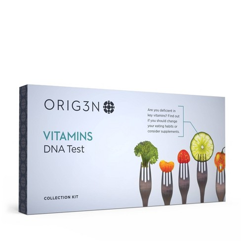 Orig3n Vitamins DNA Test - Lab Fee Included - image 1 of 6