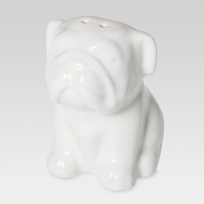 English Bulldog Stoneware Pepper Shaker - Threshold™