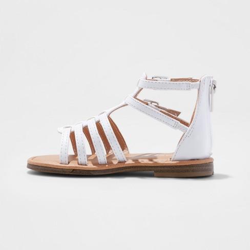 80f635e7e012e Toddler Girls  Taylor Gladiator Sandals - Cat   Jack™   Target