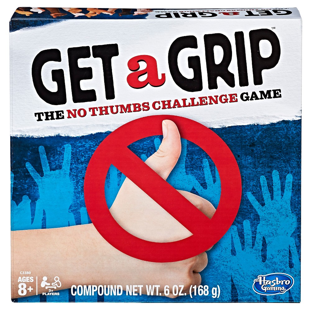 Get A Grip Board Game, Board Games