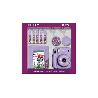 Fujifilm Instax Mini 11 Purple Gift Set