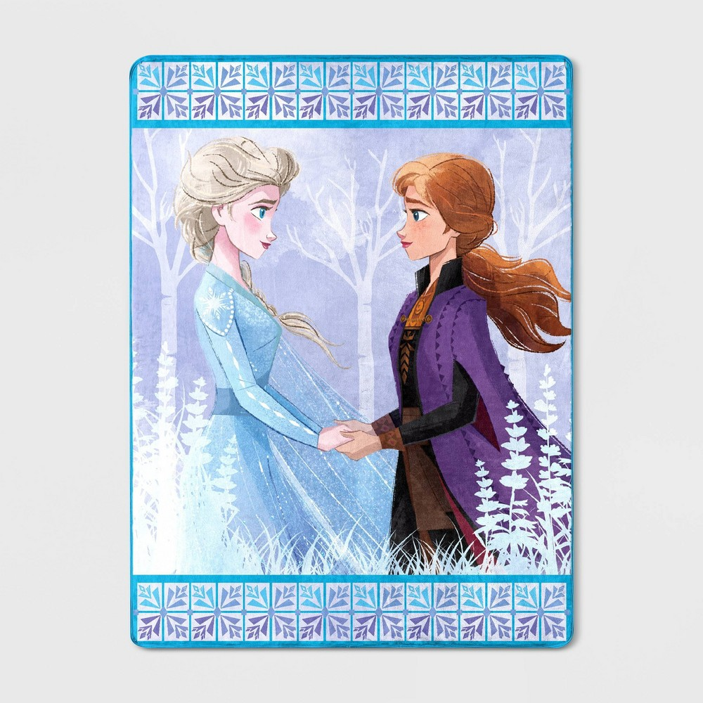 "Image of ""46""""x60"""" Disney Frozen Throw"""