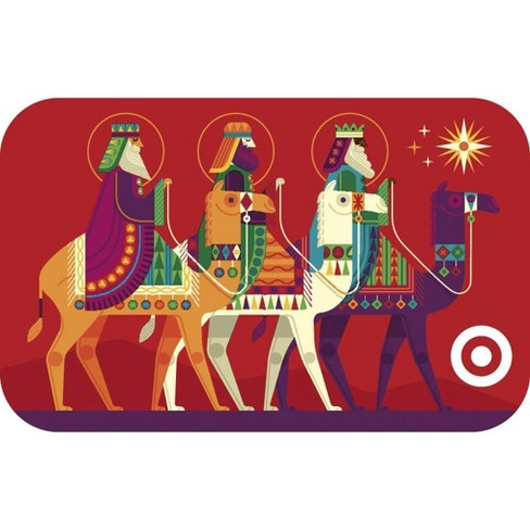 3 Kings on Camels Target GiftCard - image 1 of 1
