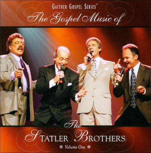 Statler brothers - Gospel music volume one (CD) - image 1 of 10