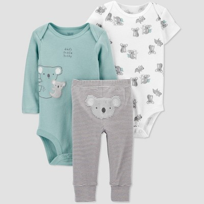 Baby Boys' Koala Top & Bottom Set - Just One You® made by carter's Blue 6M