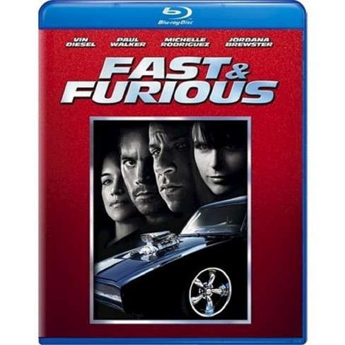 Fast & Furious (Blu-ray + Digital) - image 1 of 1