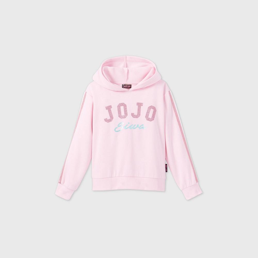 Promos Girls' JoJo Siwa Pullover Sweatshirt -